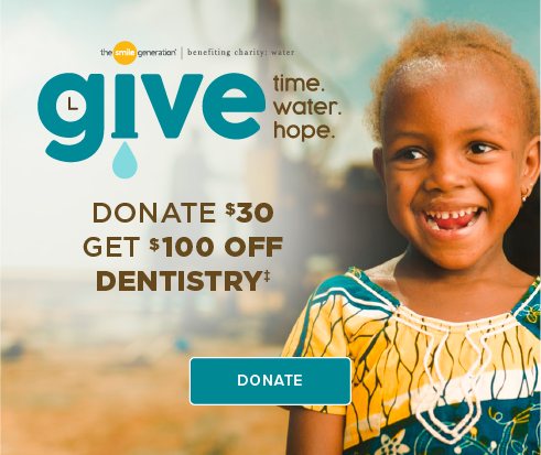 Donate $30, Get $100 Off Dentistry - Shadow Mountain Dental Group and Orthodontics