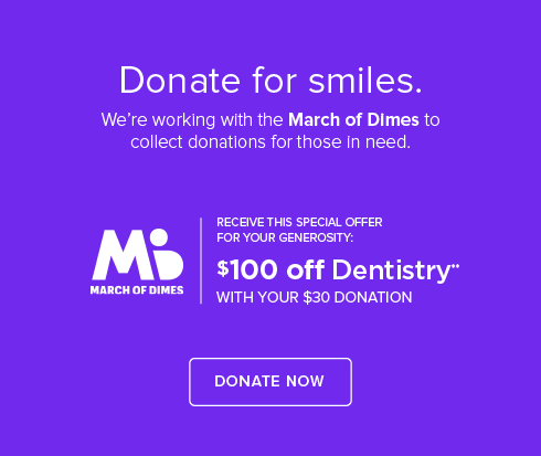 Shadow Mountain Dental Group and Orthodontics - March of Dimes